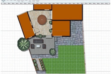 Professional Survey and Design Service by Landscape Zoolutions.